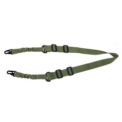 SANGLE 2 POINTS BUNGEE OLIVE