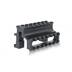 RAIL MILOPS AR15/M16 WEAVER