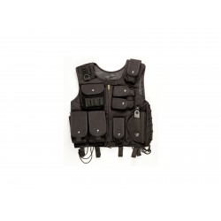 GILET TACTIQUE STRIKE SYSTEMS SWAT NOIR