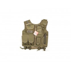 GILET TACTIQUE STRIKE SYSTEMS SWAT OD