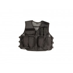 GILET TACTIQUE STRIKE SYSTEMS RECON NOIR