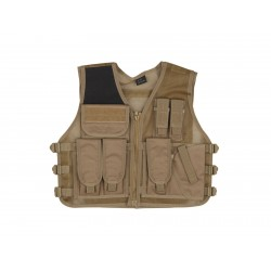 GILET TACTIQUE STRIKE SYSTEMS RECON TAN