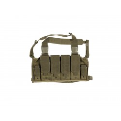 GILET CHEST RIG STRIKE SYSTEMS AK/M15 OD