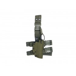 HOLSTER DE CUISSE STRIKE SYSTEMS QUICK RELEASE OD
