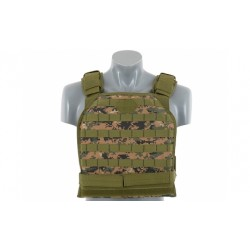 GILET HARD ARMOR PLATE CARRIER DIGITAL / MARPAT