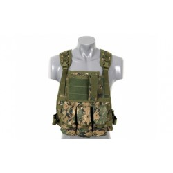 GILET PLATE CARRIER DIGITALE