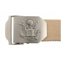 CEINTURE US ARMY TAN