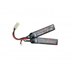 BATTERIE STRIKE SYSTEMS LI PO 7.4 V 1300 MAH