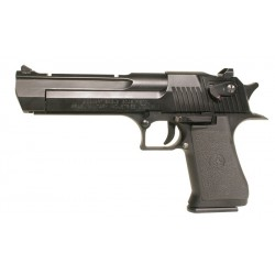PISTOLET CO2 BLOWBACK DESERT EAGLE 50AE SEMI ET FULL