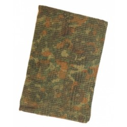 ECHARPE FILET MILTEC FLECKTARN