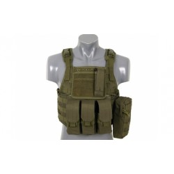 GILET PLATE CARRIER SIDE OD