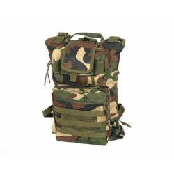 SAC A DOS ASSAULT UNIVERSEL WOODLAND