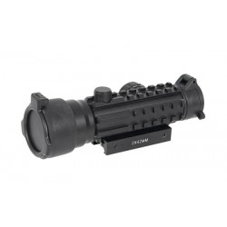DOT SIGHT 2X42 RIS