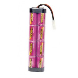BATTERIE G&G 9.6 VOLT 4500 MAH TYPE LARGE
