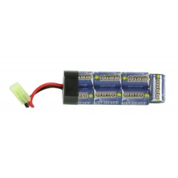 BATTERIE SWISS ARMS BY INTELLECT 8.4 V 1600 MAH