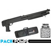 Pack fusil à pompe